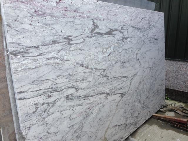 Valley White Granite Kitchen