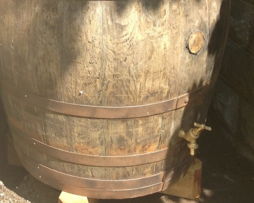 Barrel butt