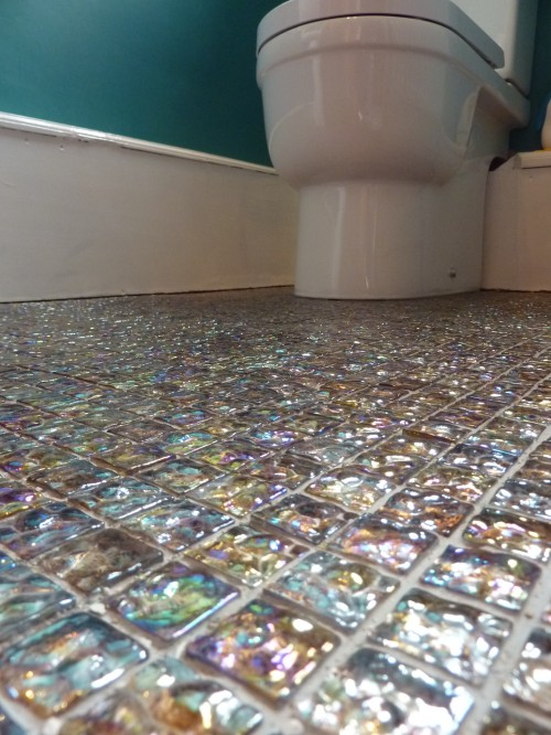 Ebay bargain floor tiles!