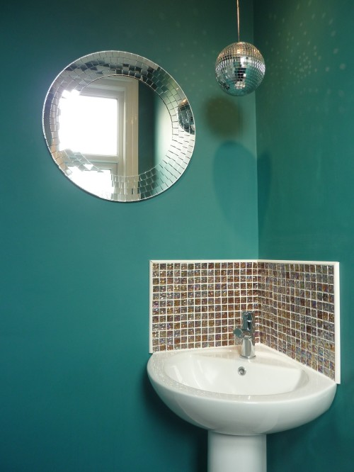 The Disco Loo - making us smile every day!