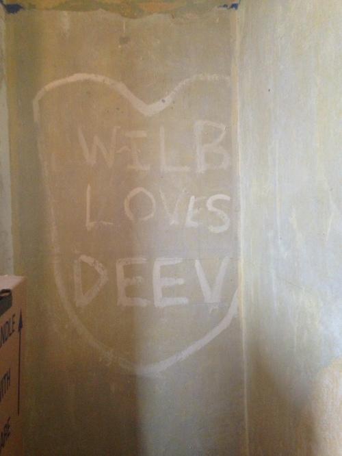 Wilb loves Deev