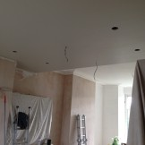 Kitchen ceiling Cornforth White