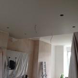 Kitchen ceiling Cornforth White