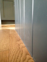 Tuscan flooring and Railings paintwork