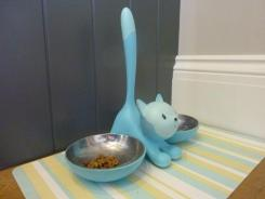Alessi cat bowl