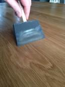 foam brush for laquer