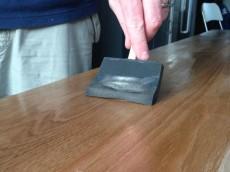 foam brush for varnish