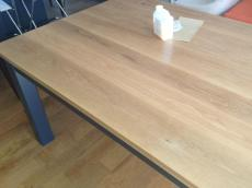 waxed table no more