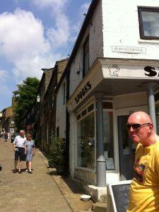 purvs corner Haworth