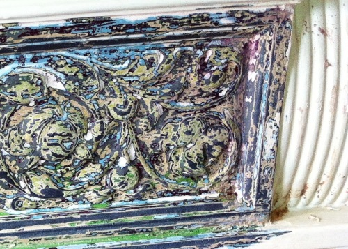 Peelaway1 first use on period cast iron fireplace