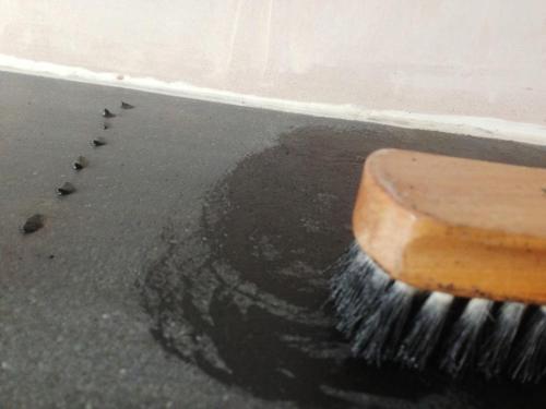 Period cast iron fireplace black grate polish