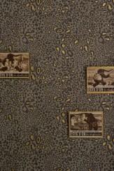 Farrow and Ball Ocelot wallpaper