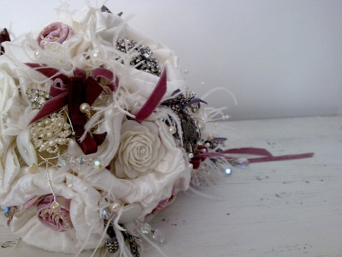 My wedding bouquet