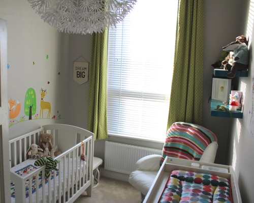 Cornforth White nursery